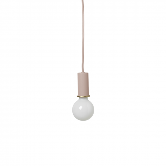 Suspension Socket PM - Rose