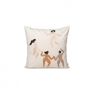 Coussin Free Naturel