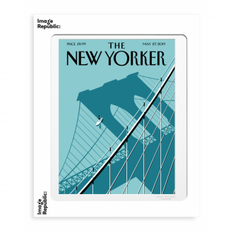Affiche The Newyorker summer hours - 56 x 76 cm