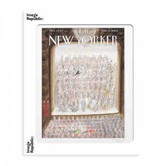 Affiche The Newyorker sempe whithout skippin - 56 x 76 cm