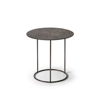 Table d'Appoint Céleste Lava - Whisky