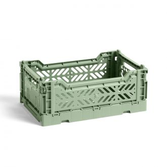 Caisse Crate S Vert Dusty