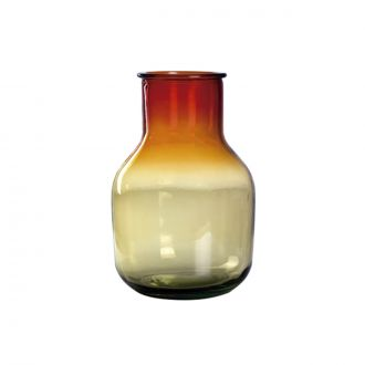 Vase Broad Mouth 5,5 L - Orange