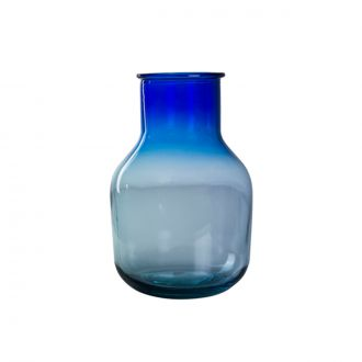 Vase Broad Mouth 5,5 L - Bleu