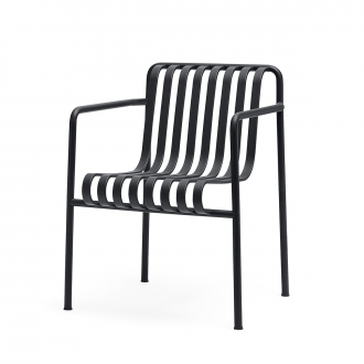 Palissade chaise Anthracite