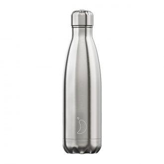 Bouteille isotherme Métal inox 500 ml