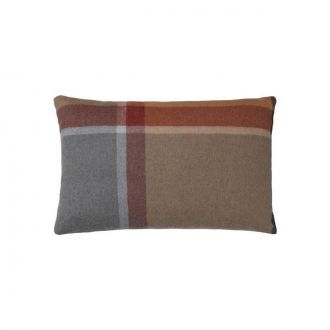 Coussin Manhattan Terracotta/Rouge 40x60cm