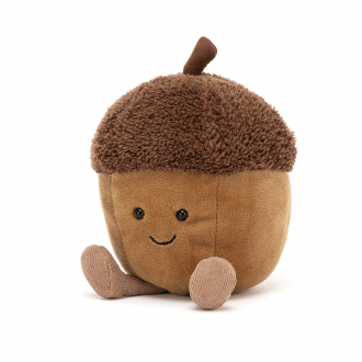 Peluche Amuseable Noisette