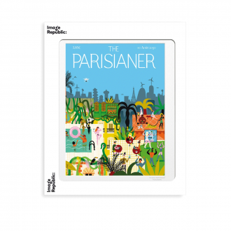 Affiche The Parisianer Utopie Faliere