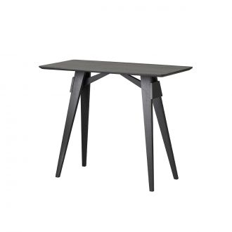 Table d'appoint Arco Noir