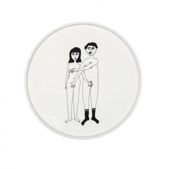 Plat Couple Nu Face