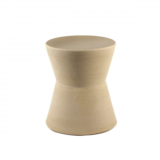 Table d'appoint Pawn M Beige