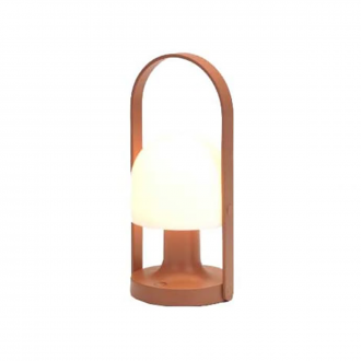 FOLLOW ME LAMPE A POSER - TERRACOTTA