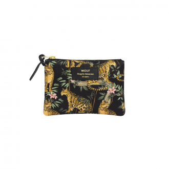 Pochette Black Lazy Jungle S