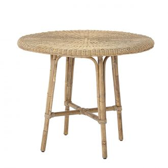 Table Rotin Julietta Nature