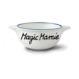 Earthenware Brittany's bowl - Magic Mamie