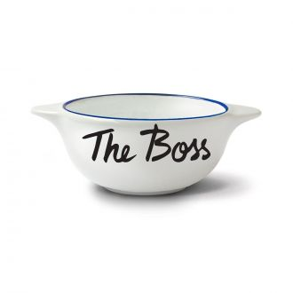 Earthenware Brittany's bowl - The Boss