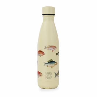 Bouteille isotherme Poissons 500ml