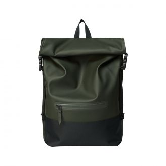 Sac à dos Buckle Rolltop Green
