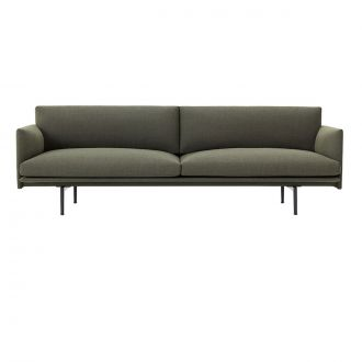 OUTLINE SOFA / 3-SEATER - FIORD 961