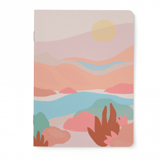 Carnet Notebook A5 Riviera