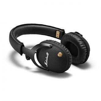 Casque Marshall Monitor Bluetooth Noir
