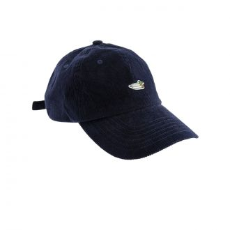 Casquette Duck Velours Navy
