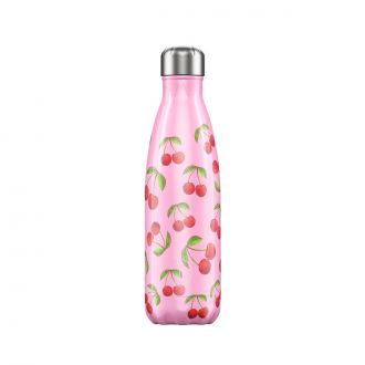 Bouteille isotherme Icons Cerise 500 ml