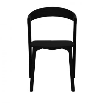 Bok Black Chair