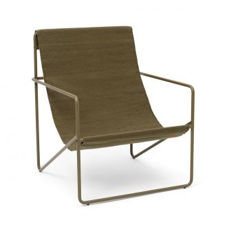 Chaise Lounge Desert Olive / Olive
