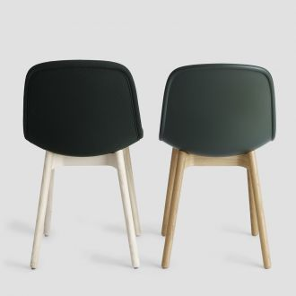 Chair Neu 13 Oak green