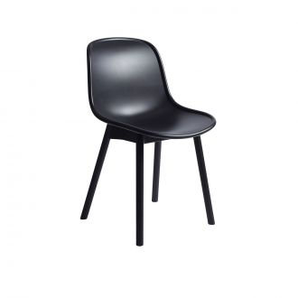 Chair Neu 13 Oak black monochrome