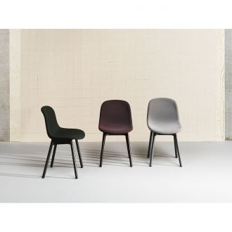 Chair Neu 13 Textile black monochrome