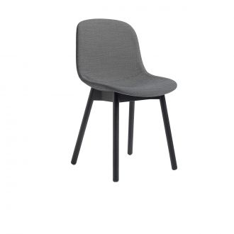 Chair Neu 13 Textile Two-tone dark grey