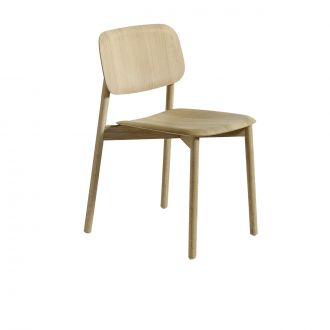 HAY - Soft Edge Oak Chair