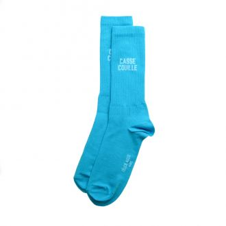 Chaussettes Casse Couille Turquoise 40/45