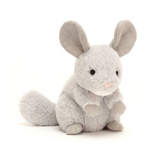 Peluche Chinchilla Cheeky Misty