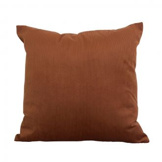 Coussin Chelly Rouille