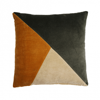Coussin Titra Moutarde