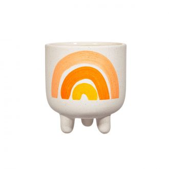 Pot Mojave Glaze Arc-en-ciel Orange