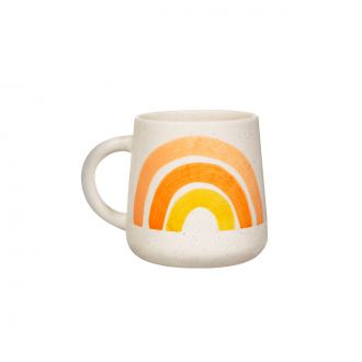 Mug Mojave Glaze Arc-en-ciel Orange