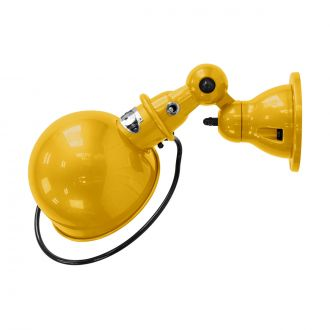 Loft D100 Mustard Wall Light