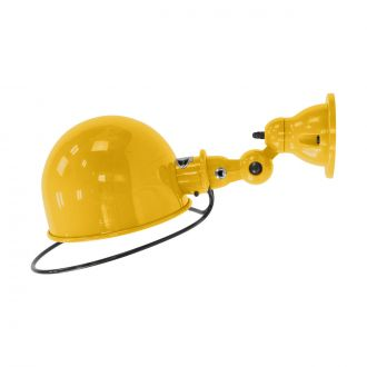 Loft D1020 Mustard Wall Light