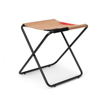 Tabouret Desert Stool Black/Block