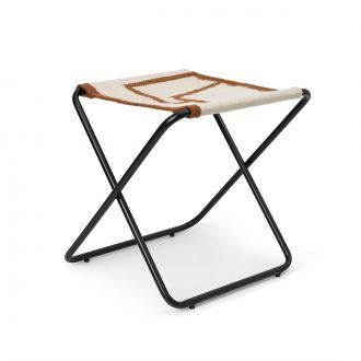 Tabouret Desert Stool Black/Shape