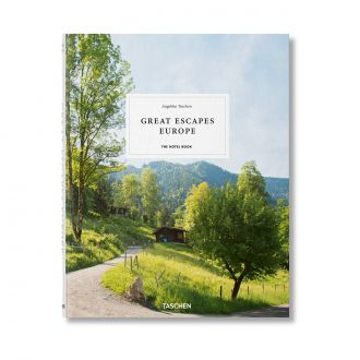 Livre Great Europe The Hotel Book 2019