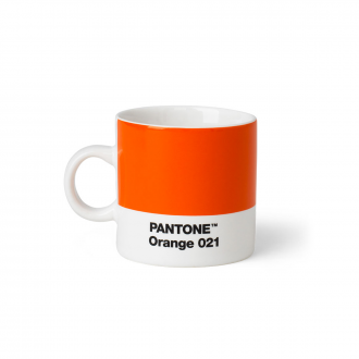Tasse Espresso Pantone Orange