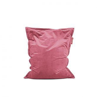 Pouf Original Slim Velours Deep Blush