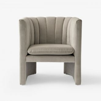 Beige Loafer Armchair