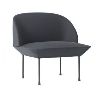 Oslo Chair - Dark Grey